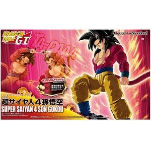 Dragon Ball Z Super Saiyan 4 Son Goku Model Kit